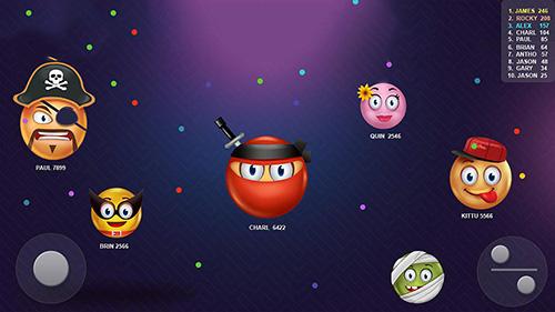 Emoji.io für Android