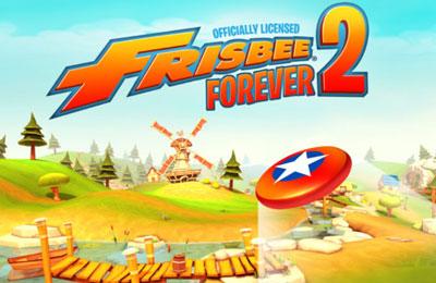 logo Disco volador Frisbee para siempre 2