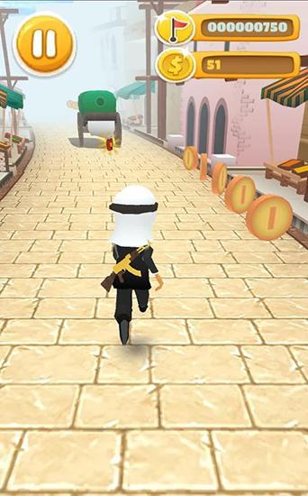 Desert prince runner für Android