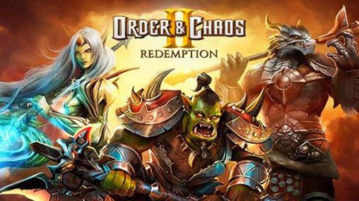 Order and chaos 2: Redemption captura de tela 1