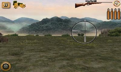 Deer Hunter African Safari скриншот 4
