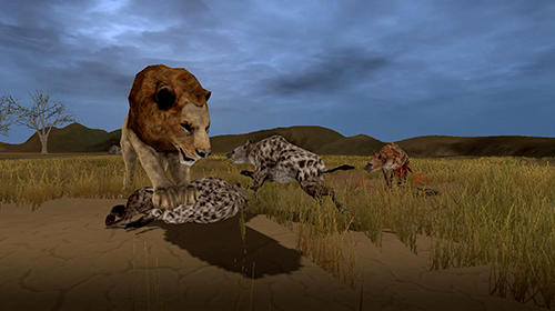 Simulation Wolf online 2 for smartphone