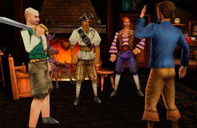 Los piratas de Sid Meier para iPhone gratis