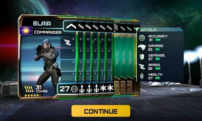 Rivals at War: 2084 für Android