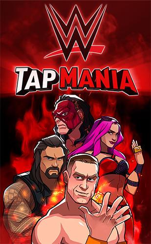 WWE tap mania icon
