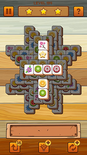 Tile craft: Triple crush auf Deutsch