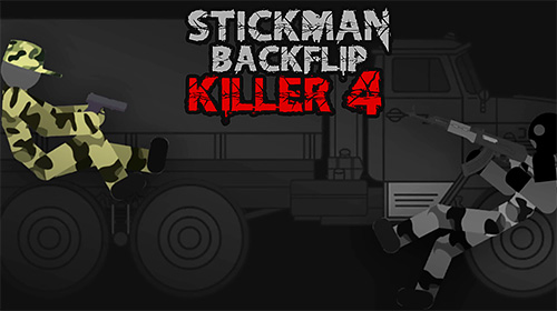 Stickman backflip killer 4 captura de tela 1