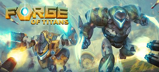 アイコン Forge of titans