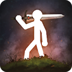 Stickman weapon master Symbol