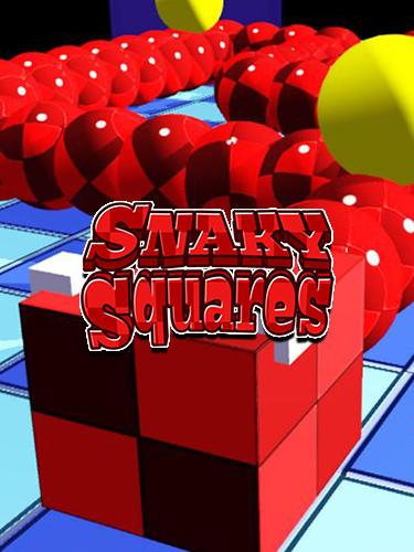 Snaky squares Symbol