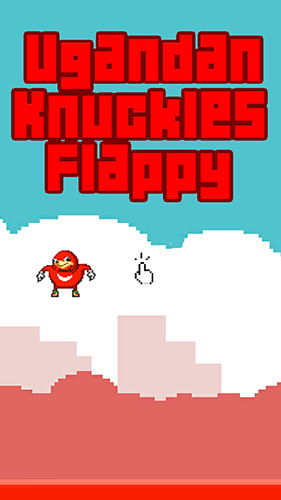 Flappy ugandan knuckles Screenshot