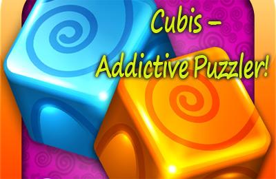 logo Cubis – Addictive Puzzler!
