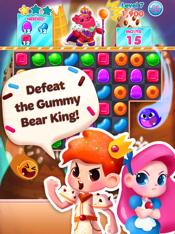 Arcade: download Candy Blast Mania to your phone