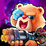 Bear gunner: Zombie shooter icon