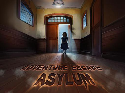 Adventure escape: Asylum screenshot 1