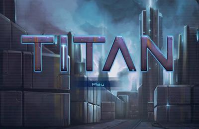 логотип Титан - Побег из Башни