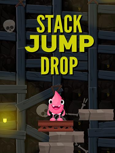 Stack jump drop Screenshot