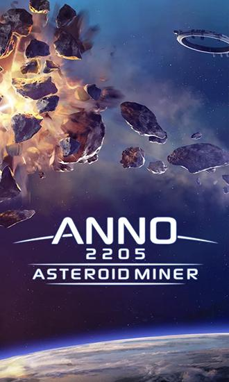 Anno 2205: Asteroid miner Symbol