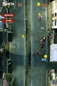Renne oder Sterbe: Flucht aus der Zombiestadt für iPhone