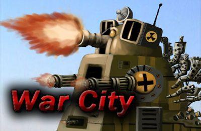логотип Город  боевых действий