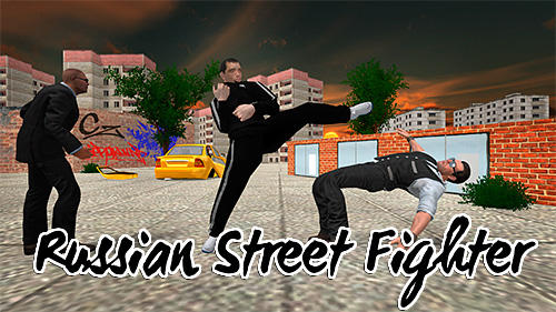 Russian street fighter captura de pantalla 1