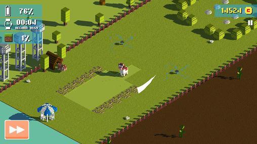 Grass cutter screenshot 2