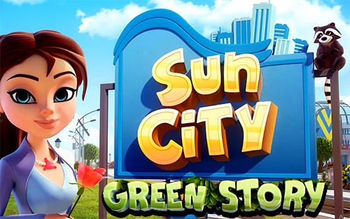 Sun city: Green story captura de tela 1