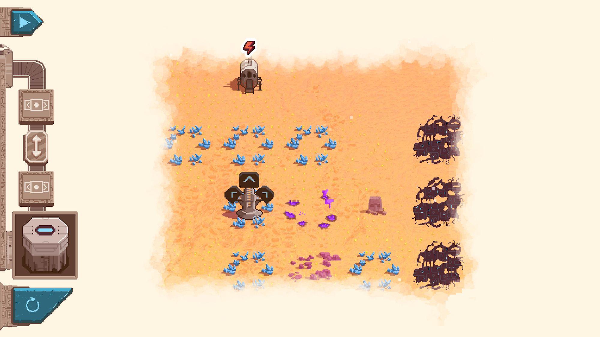 Mars Power Industries captura de tela 1