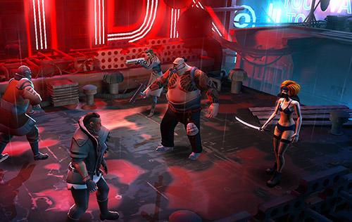 Strategie RPG Blade runner 2049 auf Deutsch