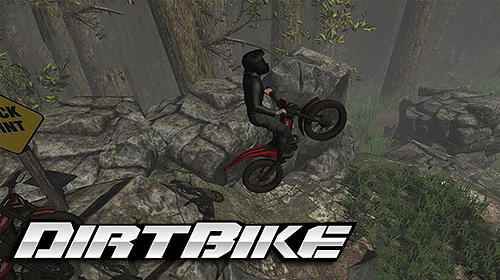 Dirt bike HD captura de tela 1