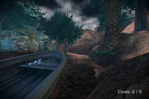 iPhone用ゲーム ストランデッド 2: エスケープ・ブラック・ロック のスクリーンショット