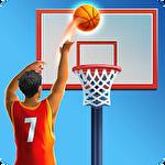 Basketball stars icône