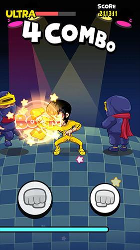 The punch king の日本語版