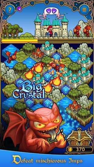 3 Gewinnt Jewel road: Fantasy match 3 auf Deutsch
