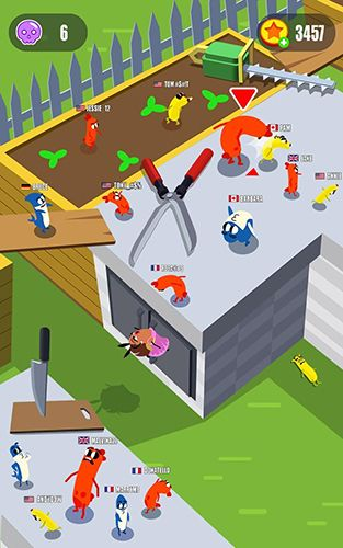Sausage wars.io for iPhone