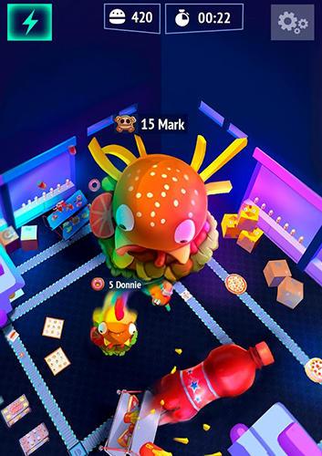 Burger.io para Android