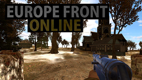 Europe front: Online captura de pantalla 1