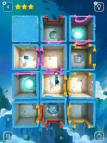 Arcade-Spiele: Lade Warp Shift auf dein Handy herunter