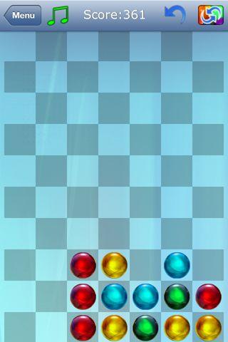 Rompe las bolas para iPhone