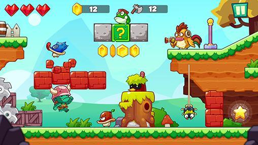 Jungle adventures für Android