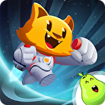 Cosmo bounce: The craziest space rush ever! Symbol