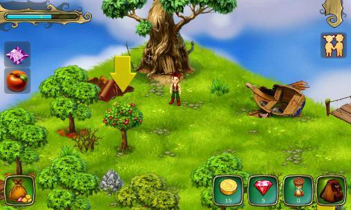 Simulation games Dragon stones for smartphone