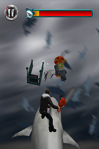 Sharknado: The video game на русском языке