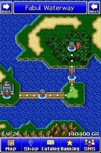 RPG-Spiele: Lade Final Fantasy: Die Tapfersten auf dein Handy herunter