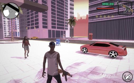 Real crime gangsters screenshot 3