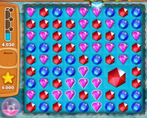 Arcade Diamond digger: Saga für das Smartphone