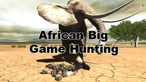 логотип Большая африканская охота