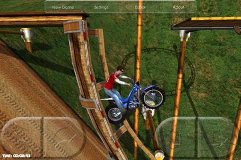 Motorbike for iPhone
