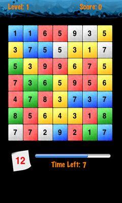 Arcade-Spiele Math Maniac für das Smartphone