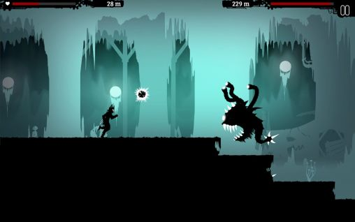 Action Dark lands für das Smartphone